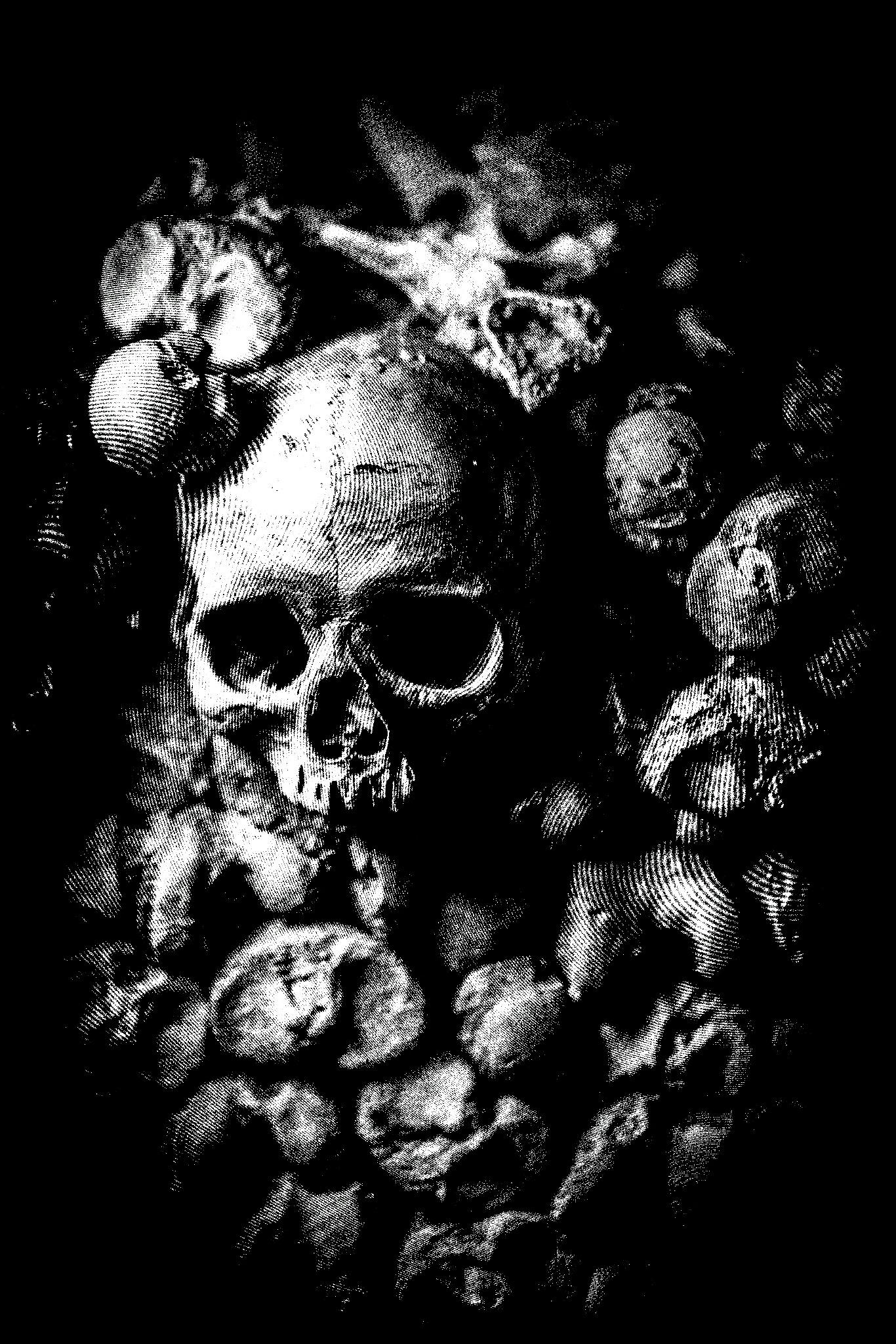 Catacomb Stranger wallpaper